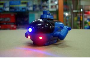 Tàu ngầm mini điều khiển từ xa