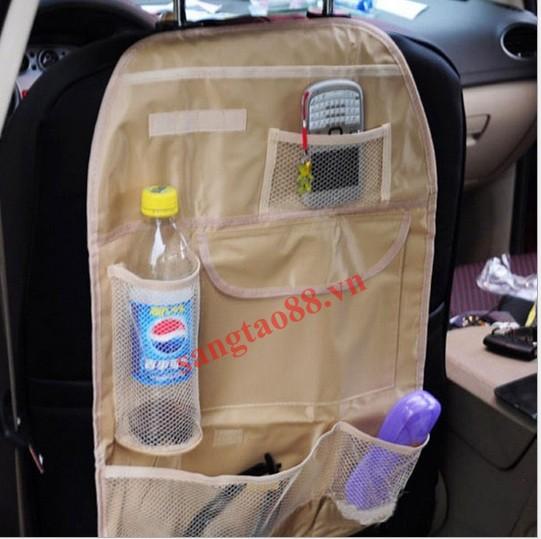 Túi vải treo đa năng trên ô tô