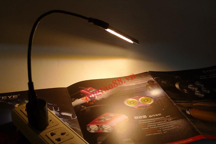 Đèn 8 Led siêu sáng cắm cổng USB