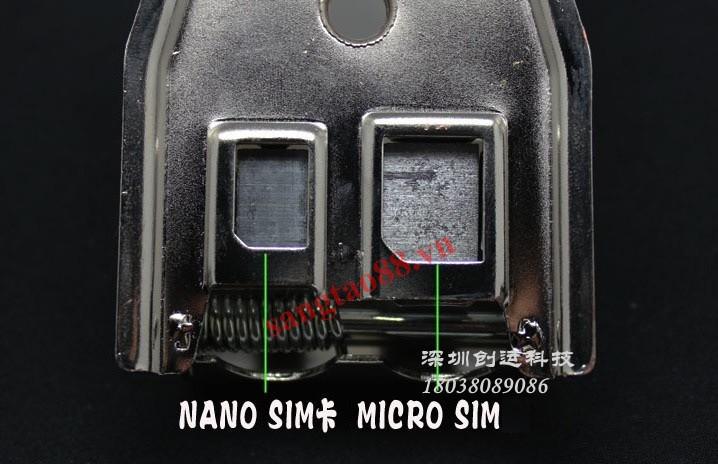 Kìm cắt MicroSim, Nanosim 2in1