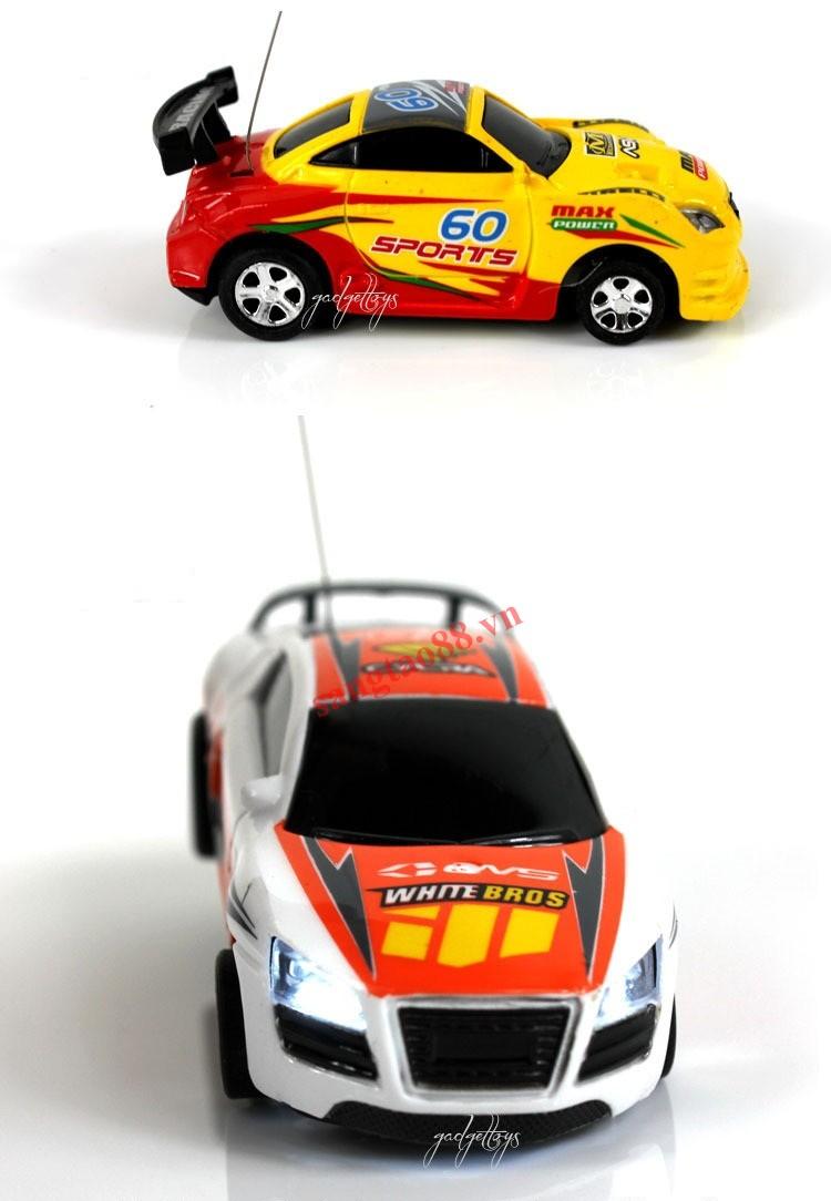 Ô tô siêu mini Điều khiển từ xa