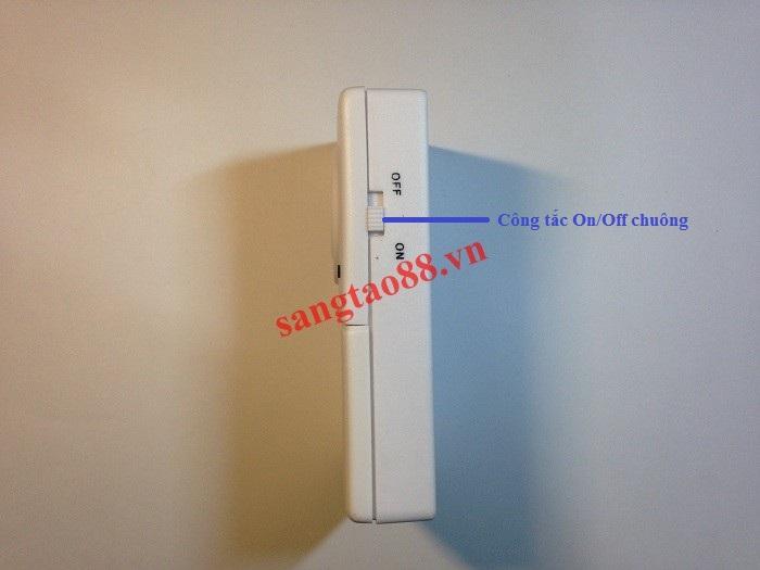 Báo động cửa mở cảm ứng từ V3