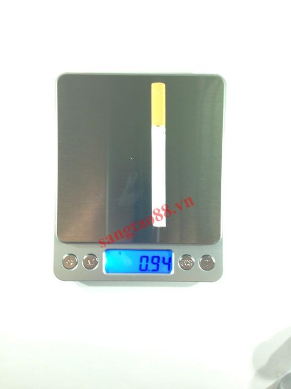 Cân tiểu ly điện tử 500g0.01 để bàn