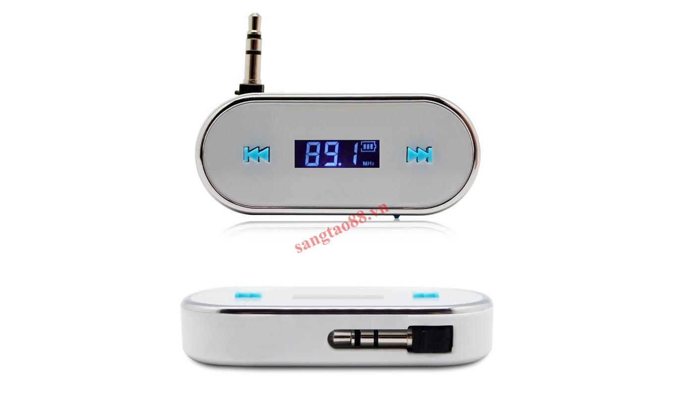 Chuyển đổi nhạc MP3 - FM Jack 3.5mm