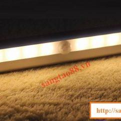 Đèn led mini cảm biến hồng ngoại
