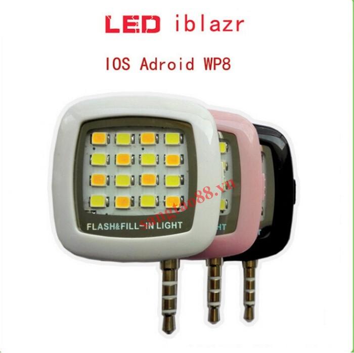 Đèn Led Flash mini hỗ trợ điện thoại chụp ảnh