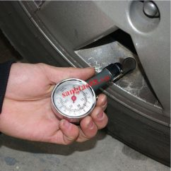 Đồng hồ đo áp suất lốp xe V1