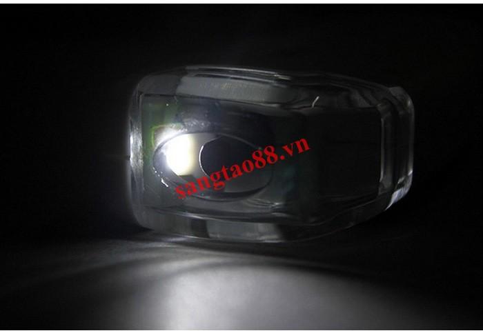 Kính lúp 100X mini cầm tay có đèn V3