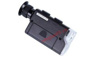 Kính lúp 200X-240X mini có đèn