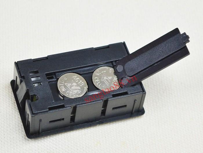 Nhiệt ẩm kế điện tử mini