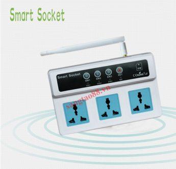 Ổ cắm GSM 3in1