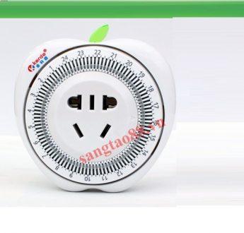 Ổ cắm hẹn giờ lập trình bật - tắt điện Apple