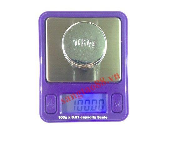 Cân tiểu ly điện tử 100g/0.01g ipod