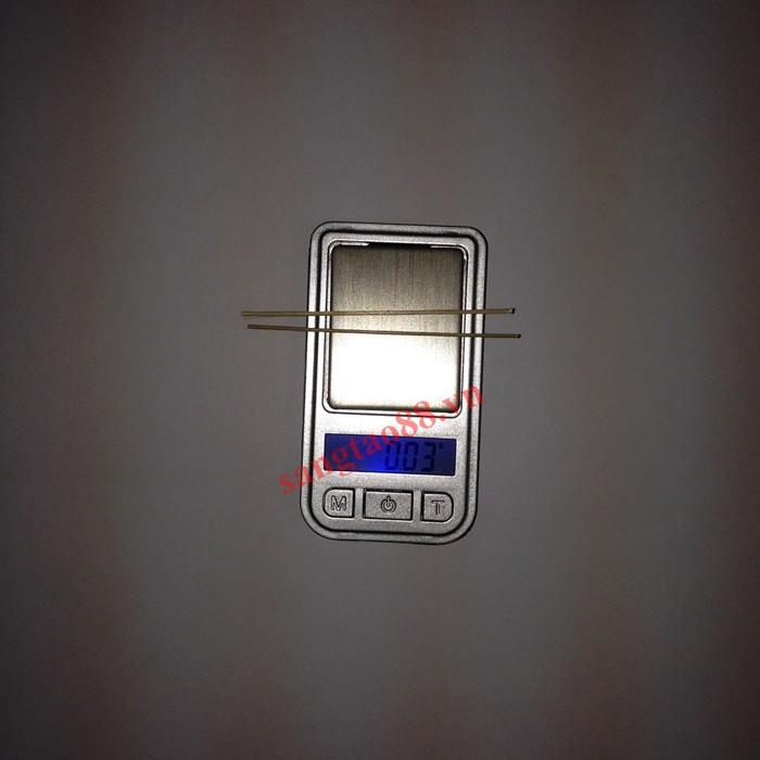 Cân tiểu ly điện tử 200g0.01g siêu mini