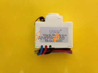 Hạt công tắc ĐKTX kết hợp hồng ngoại và RF Model RI01