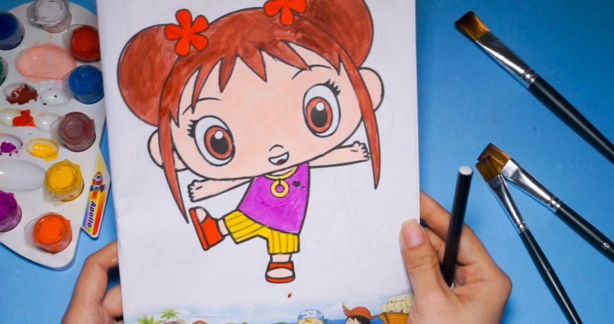 đồ chơi cho bé nhận biết màu sắc