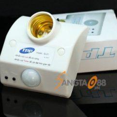 Đui đèn cảm biến hồng ngoại SL01