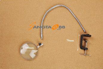 kính lúp kẹp bàn tiện lợi V1