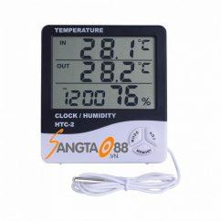Máy đo nhiệt độ, độ ẩm trong phòng Model HTC-2
