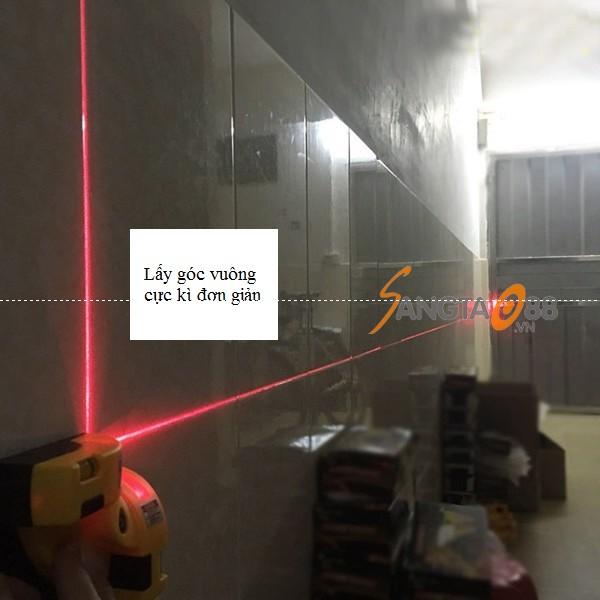 Ni vô laser đa năng V4