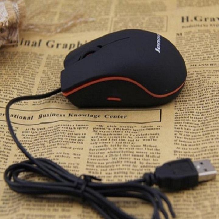 Chuột máy tính có dây Lenovo M20