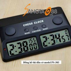 Đồng hồ thi đấu cờ model PS-383