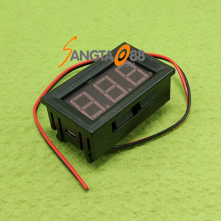 Đồng hồ đo điện áp 5V - 120V