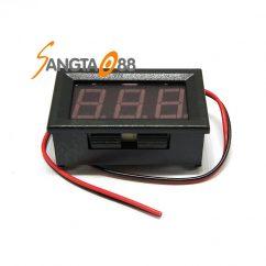 Đồng hồ đo điện áp tối đa 80V