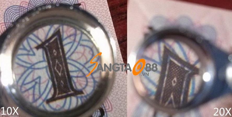 kính lúp 10x-20x cầm tay