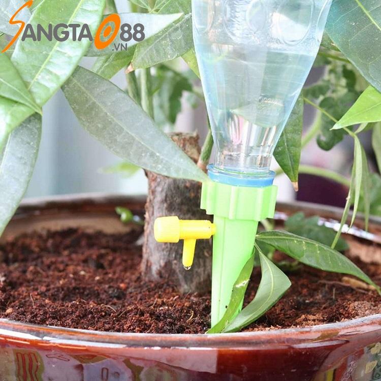 vòi tưới cây thông minh v2