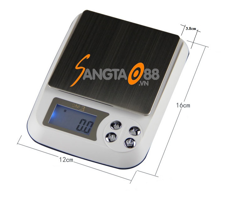 Kích thước cân