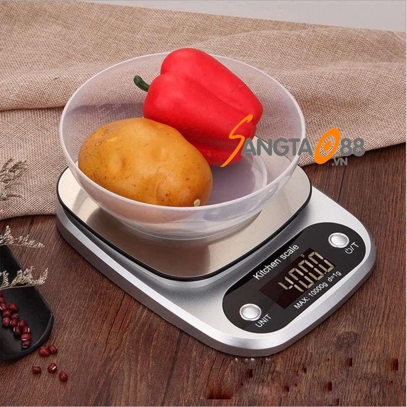 cân điện tử nhà bếp 10kg/1g