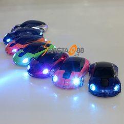 chuột không dây mô hình ô tô