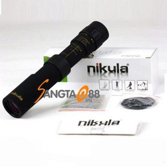 Ống nhòm Nikula 10X-30X×25