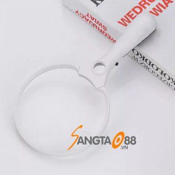 Kính lúp cầm tay có đèn 137mm