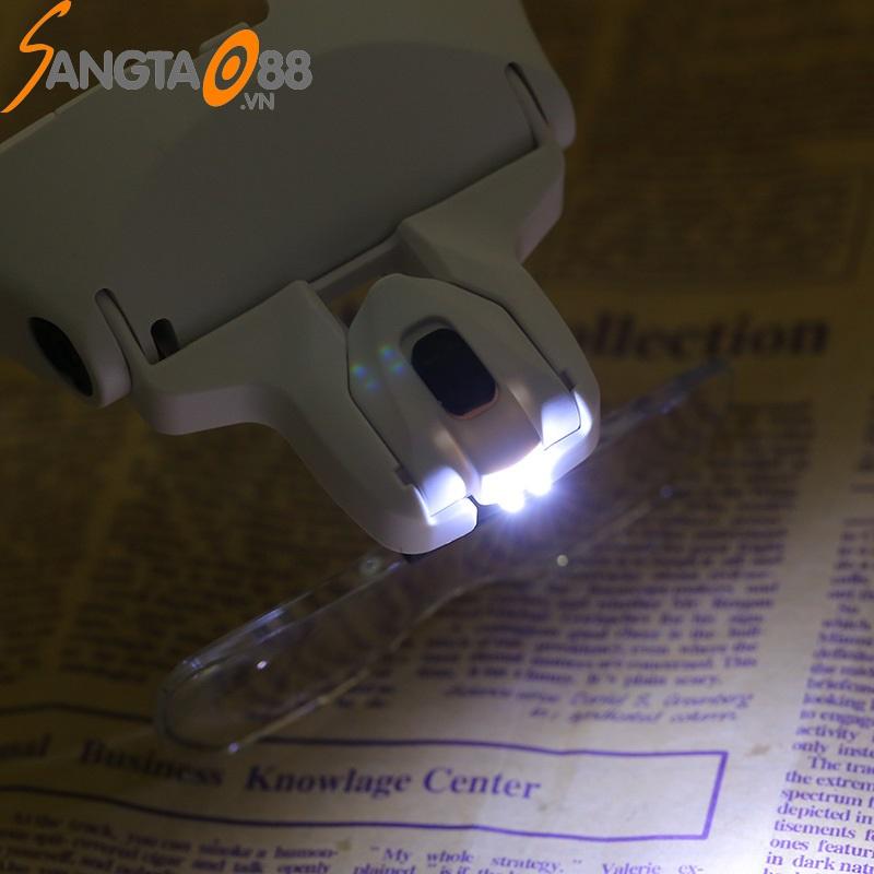Kính lúp đeo mắt có đèn V5 9892B2