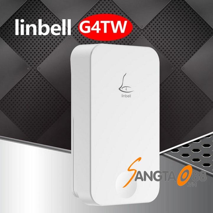 Chuông cửa không dây cao cấp Linbell G4