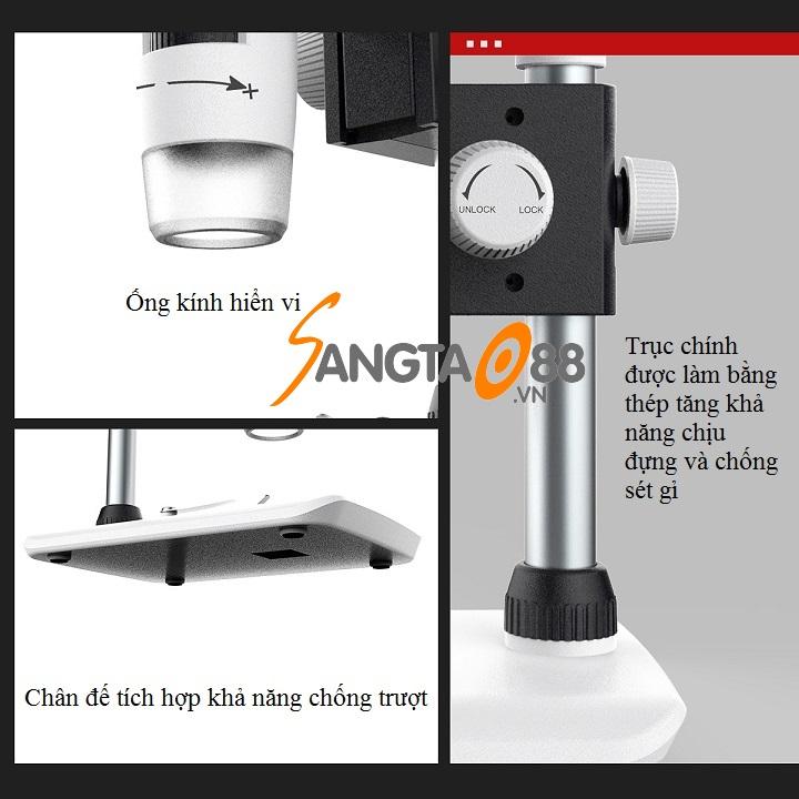 Cách sử dụng kính hiển vi