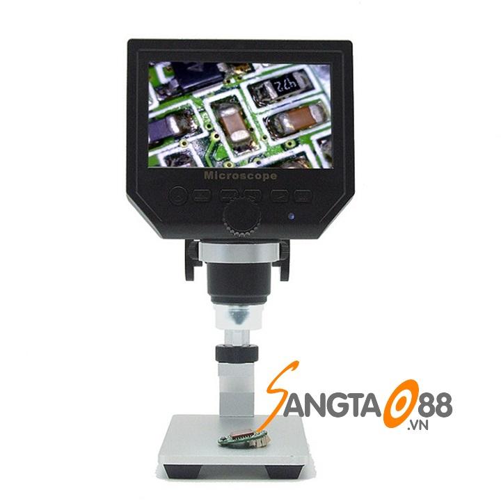 Ứng dụng của kính hiển vi