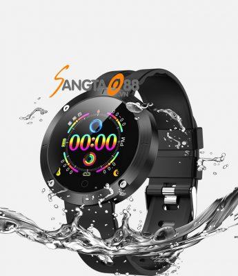 Đồng hồ theo dõi sức khỏe DM58plus