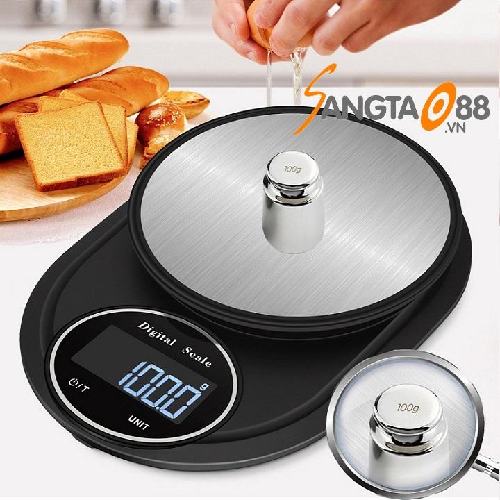 Cân điện tử nhà bếp 5kg