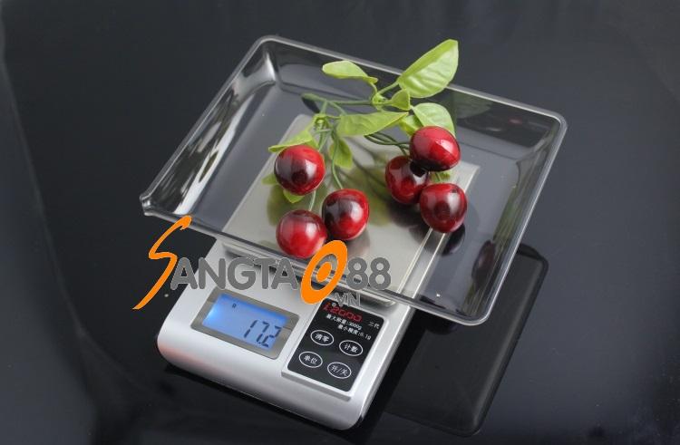 Cân điện tử 3kg DH-5KW
