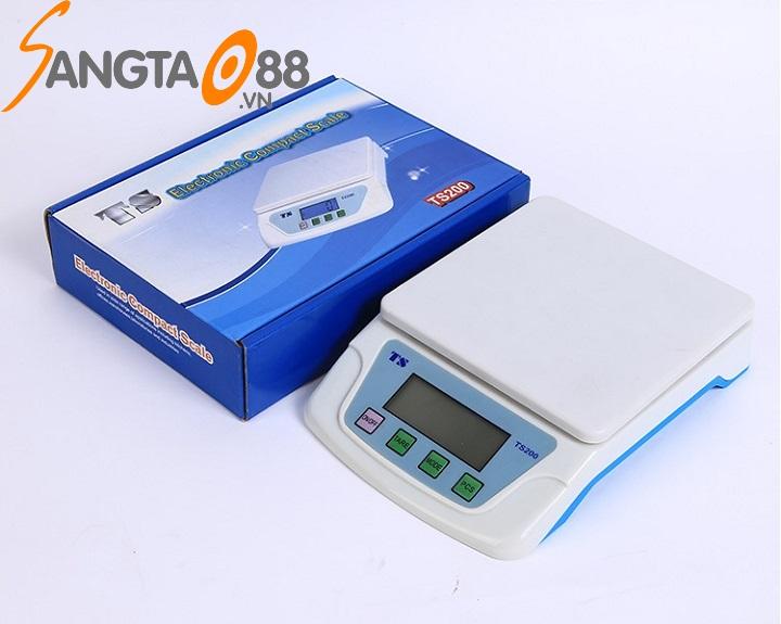 [TS-200] Cân điện tử 2kg