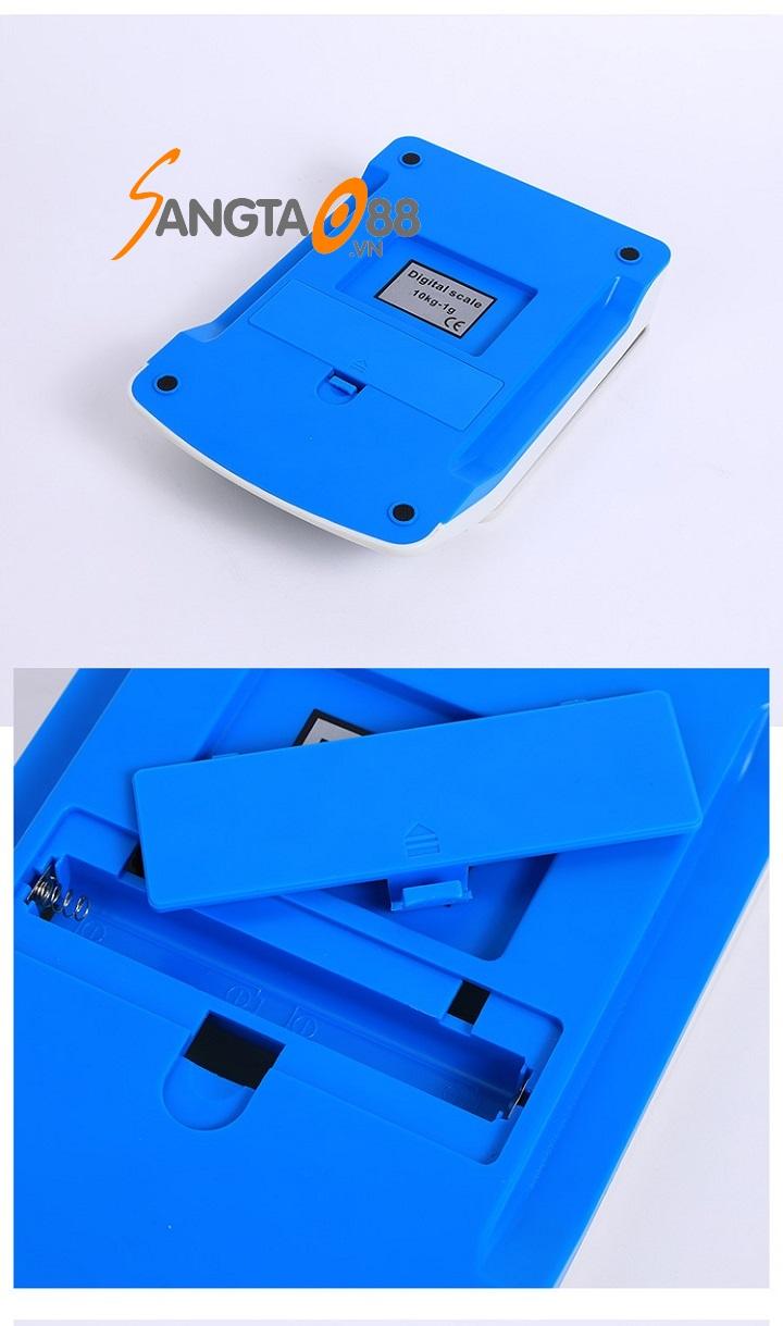 [TS-200] Cân điện tử 2kg sử dụng pin tiểu AA