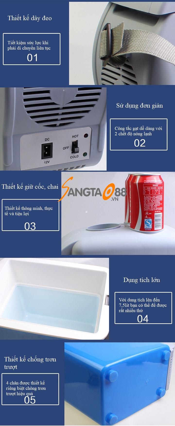 Đặc điểm của tủ lạnh