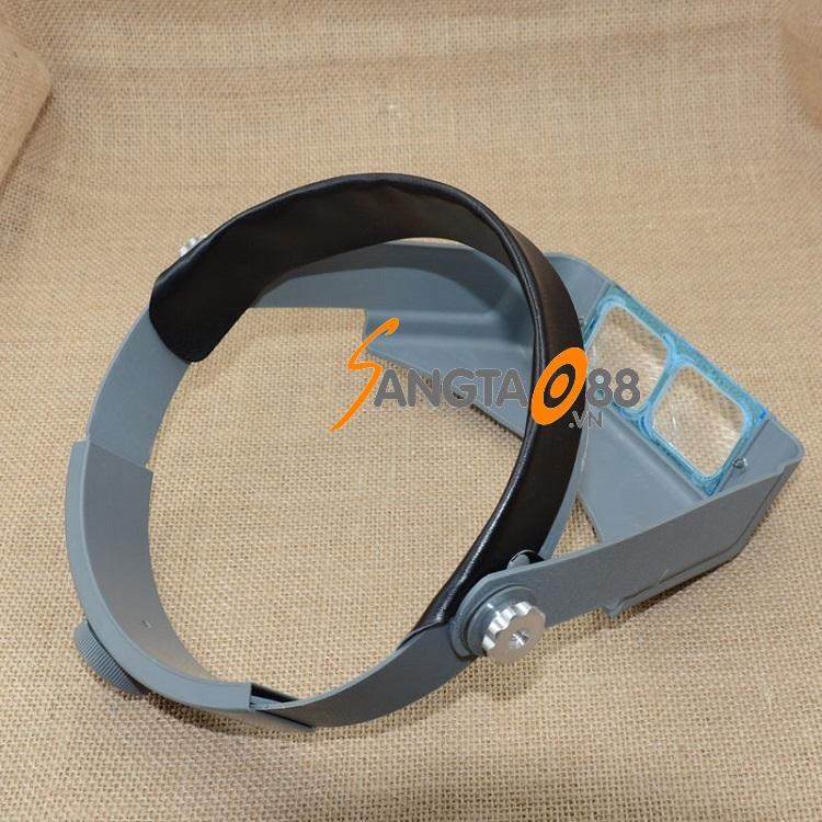 Kính lúp đeo trán 81007-B