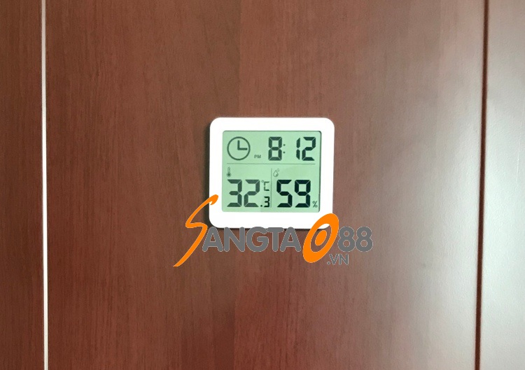 Đồng hồ đo nhiệt độ, độ ẩm PD-WDJ-01