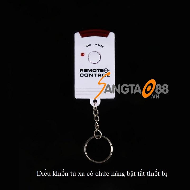 Điều khiển báo động chống trộm