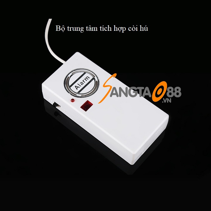 Báo động cửa mở cảm ứng từ có điều khiển từ xa B003