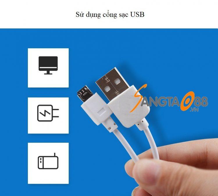 Cổng sạc USB